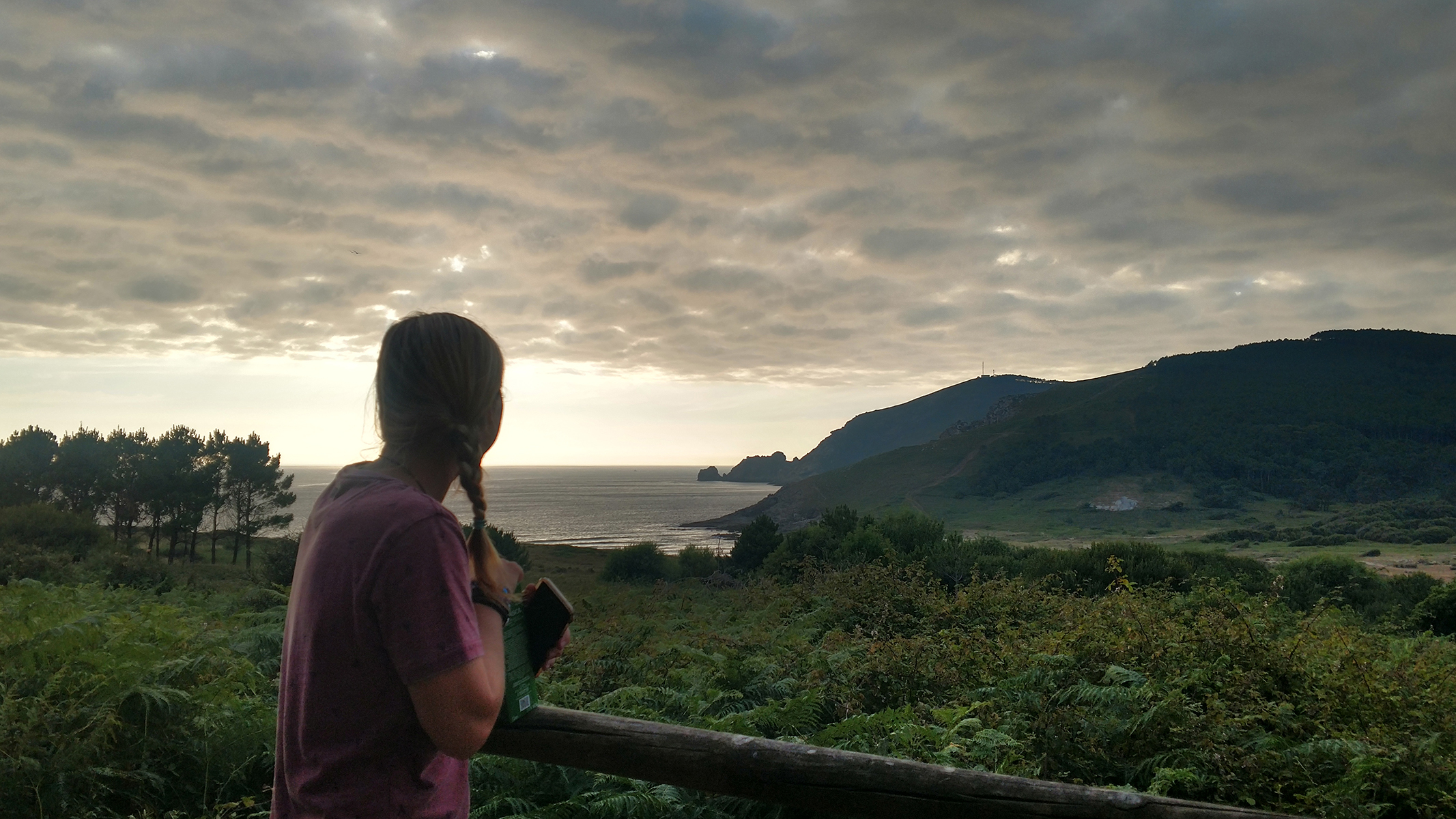 """Day 43 – """"Day Off"""" in Finisterre"""